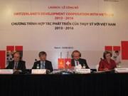 Stratégie de coopération et de développement Vietnam-Suisse 2017-2020