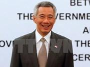 Le Premier ministre singapourien en visite officielle en Australie