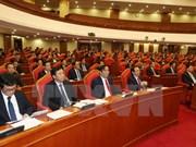 Le Comité central du PCV discutent du processus d'intégration économique