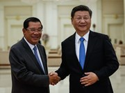 Chine et Cambodge signent 31 documents de coopération