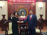 Ho Chi Minh-Ville favorise les investisseurs thaïlandais