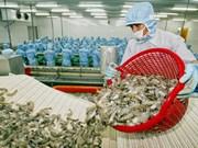 Produits aquatiques: exportation pour plus de 5 milliards de dollars en 9 mois