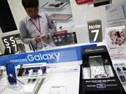Glas du Galaxy Note 7 : quel impact pour la valeur des exportations du Vietnam ?