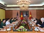 Le Vietnam tisse des liens dans la défense avec les Etats-Unis et le Cambodge