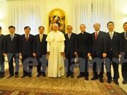 Le Vatican souhaite renforcer ses relations avec le Vietnam