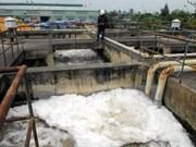 Aide japonaise pour la mise en œuvre du projet de traitement des eaux usées à Dong Nai