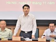Hanoï : la croissance du PIB en 2016 estimé à 8,03%