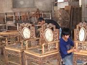 Hai Minh, le village de la menuiserie d'art
