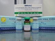 Le Vietnam produit avec succès le vaccin contre la rougeole et la rubéole