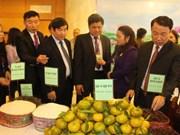 Pour une coopération plus efficiente entre des exportateurs vietnamiens et chinois