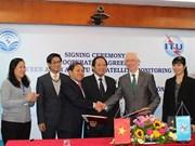 Coopération Vietnam-UIT dans le domaine des télécommunications