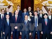 Le Premier ministre Nguyên Xuân Phuc reçoit le Duc de Cambridge