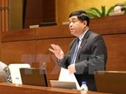 AN: les projets de loi sur l'aménagement et sur les gardiens de la paix en débat