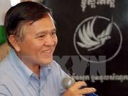 Cambodge : le CNRP cesse de boycotter l'Assemblée nationale