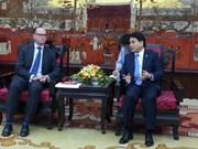 Hanoi invite les entreprises autrichiennes à investir dans le traitement des eaux usées