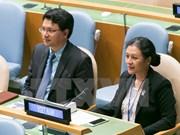 Le Vietnam appelle la prévention des conflits liés à l'utilisation de l'eau