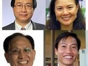 Cinq scientifiques vietnamiens parmi les plus influents au monde