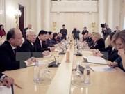 Le Vietnam et la Russie cherchent à dynamiser leurs relations