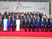 Clôture du 16e Sommet de la Francophonie