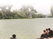 Lac Hoàn Kiêm : éternité dans l'esprit des Vietnamiens