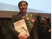 Un jeune docteur vietnamien honoré en Australie