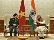 Vietnam et Inde renforcent leur coopération dans la défense