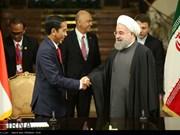 Indonésie et Iran renforcent leur coopération