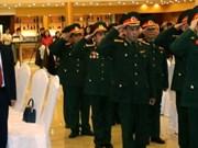 Le 72e anniversaire de l'Armée populaire du Vietnam célébré en République tchèque