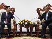 Vietnam-Laos : intensifier la coopération dans le travail de propagande et d'éducation