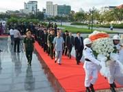 Les 72 ans de l'armée populaire du Vietnam célébrés au Cambodge