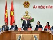 Le Premier ministre exhorte le développement des biens de consommation