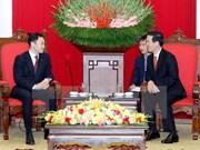 Renforcer les échanges entre les jeunes députés vietnamiens et japonais