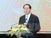 Le chef de l'Etat demande à l'Institut de la défense de valoriser son rôle