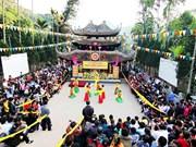 La fête de la pagode des Parfums 2017 débutera le 2 février