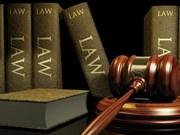 Perfectionnement de plusieurs textes juridiques importants