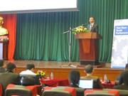 """Démarrage du projet """"Parlement des jeunes vietnamiens"""""""