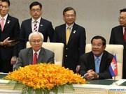 Singapour et Cambodge renforcent leur coopération dans la formation professionnelle et la santé