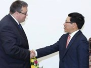 Dynamiser les relations Vietnam-Hongrie