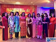 La diaspora dans différents pays accueille le Têt traditionnel