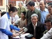 Plus de 90 millions de Vietnamiens bénéficieront de consultations médicales périodiques