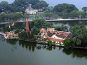 Escapade dans quelques anciennes pagodes au coeur de Hanoi
