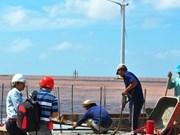 Installation de 50 éoliennes à Cà Mau