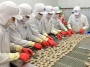 Crevettes: un bon signe pour les exportateurs vietnamiens