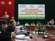 Conférence internationale sur la culture et les arts de la dynastie des Ly au Vietnam