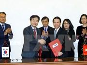 L'Agence vietnamienne d'Information et Yonhap renforcent leur coopération