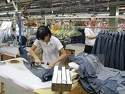 Textile : 15 milliards de dollars d'exportation vers les Etats-Unis et le Japon