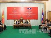 Le Vietnam et le Laos dynamisent leur coopération dans la sécurité publique