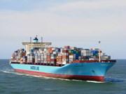 Le port de Cai Mep accueille un porte-conteneurs de plus 18.000 TEU