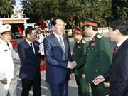 Thanh Hoa : garantir la sécurité politique dans tous les cas de figure