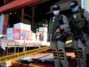 L'armée philippine va créer une force spéciale dans la lutte contre la drogue